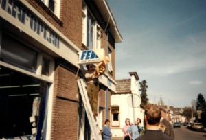 Oprichting Febodruk 1980