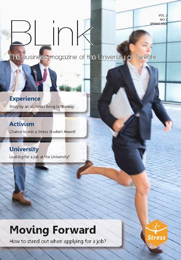 Blink business magazine