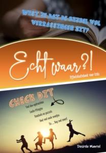 Bijbelstudieboek voor kids