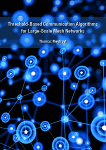 Threshold-based communication algorithms for large-scale mesh networks