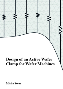 Design of an active wafer clamp for wafer machines