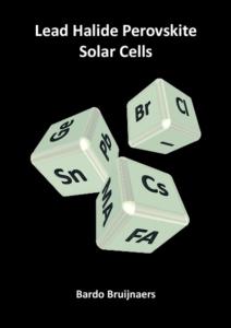 Lead Halide Perovskite Solar Cells