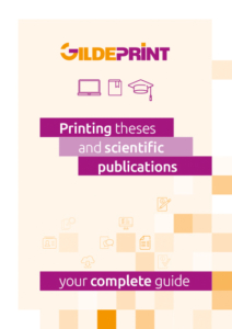 Gildeprint information book