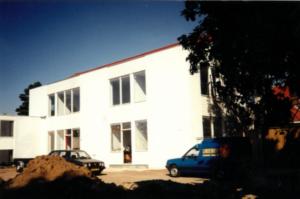 1991 - Verhuizing Javastraat
