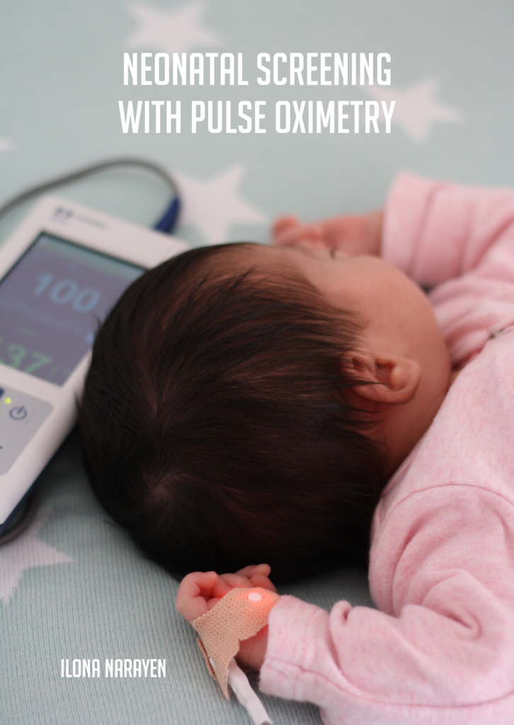 Neonatal screening with pulse oximetry