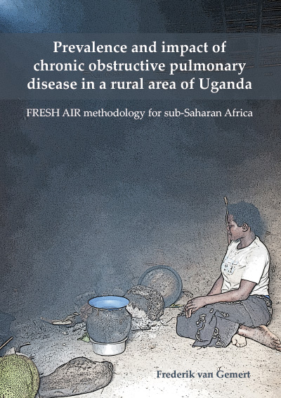 Prevalence and impact of chronic obstructive pulmonary disease in a rural district of Uganda