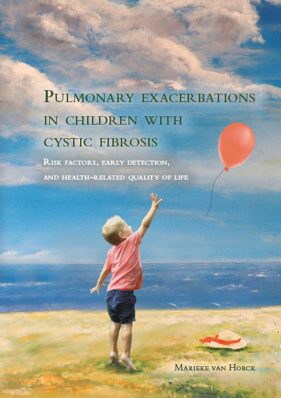 Pulmonary exacerbations in children with cystic fibrosis