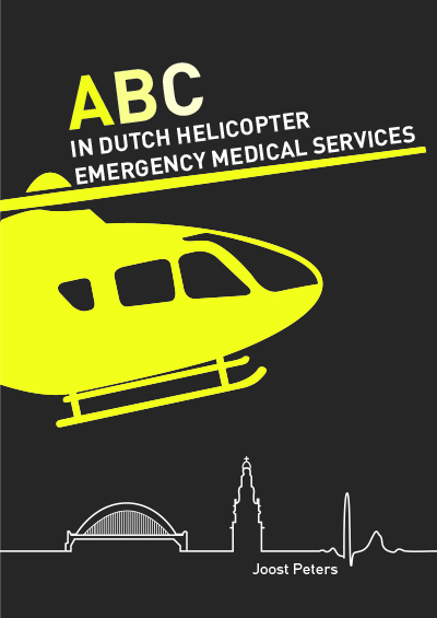 ABC in dutch helicopter emergency medical services