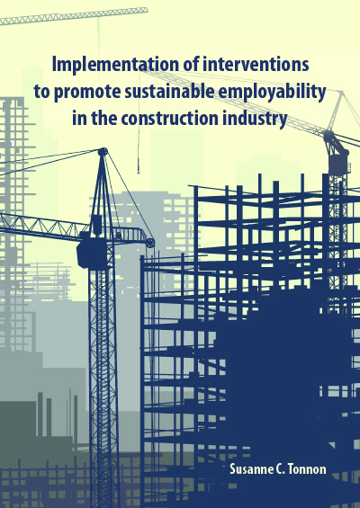 Implementation of interventions to promote sustainable employability in the construction industry