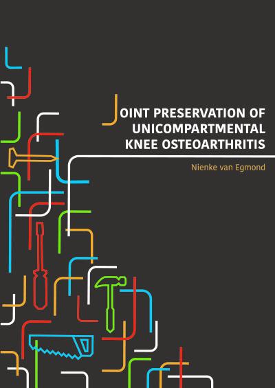Joint preservation of unicompartmental knee osteoarthritis