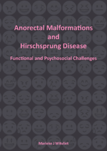 Anorectal malformations and hirschsprung disease