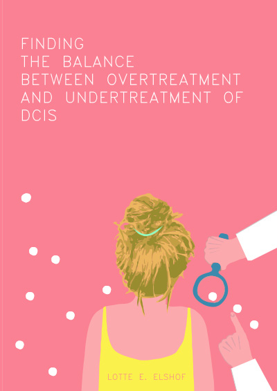 Finding the balance between overtreatment and undertreatment of ductal carcinoma in situ