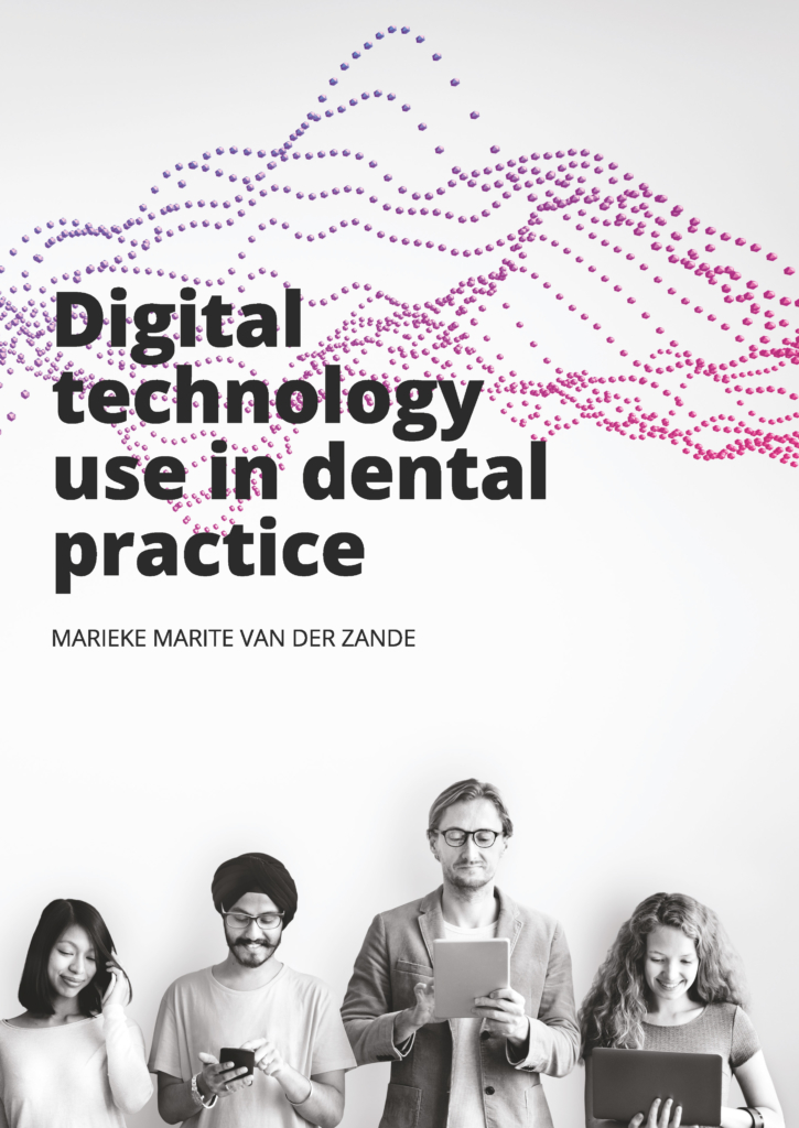 Digital technology use in dental practice