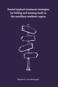 Dental implant treatment strategies for failing and missing teeth in the maxillary aesthetic region