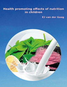 Health Promoting Effects of Nutrition in Children