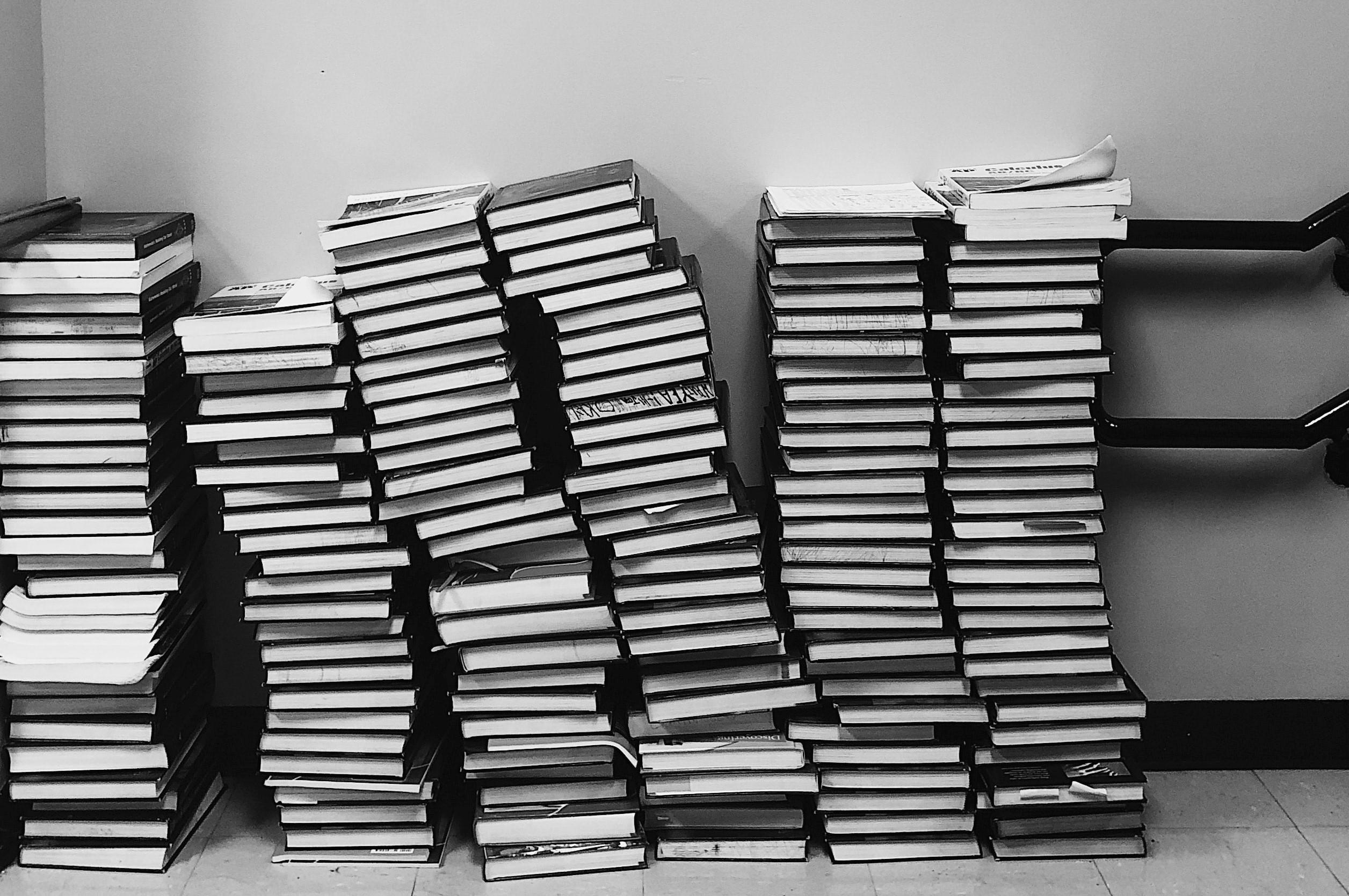 Hoeveel proefschriften drukken