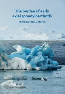 The burden of early axial spondyloarthritis
