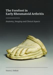 The Forefoot in Early Rheumatoid Arthritis