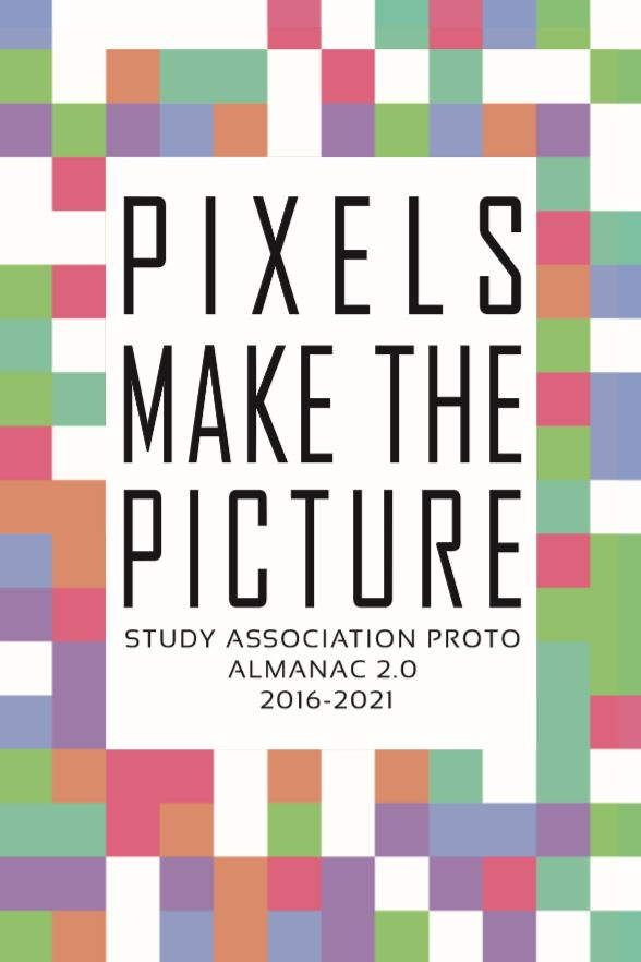 Pixels make the picture